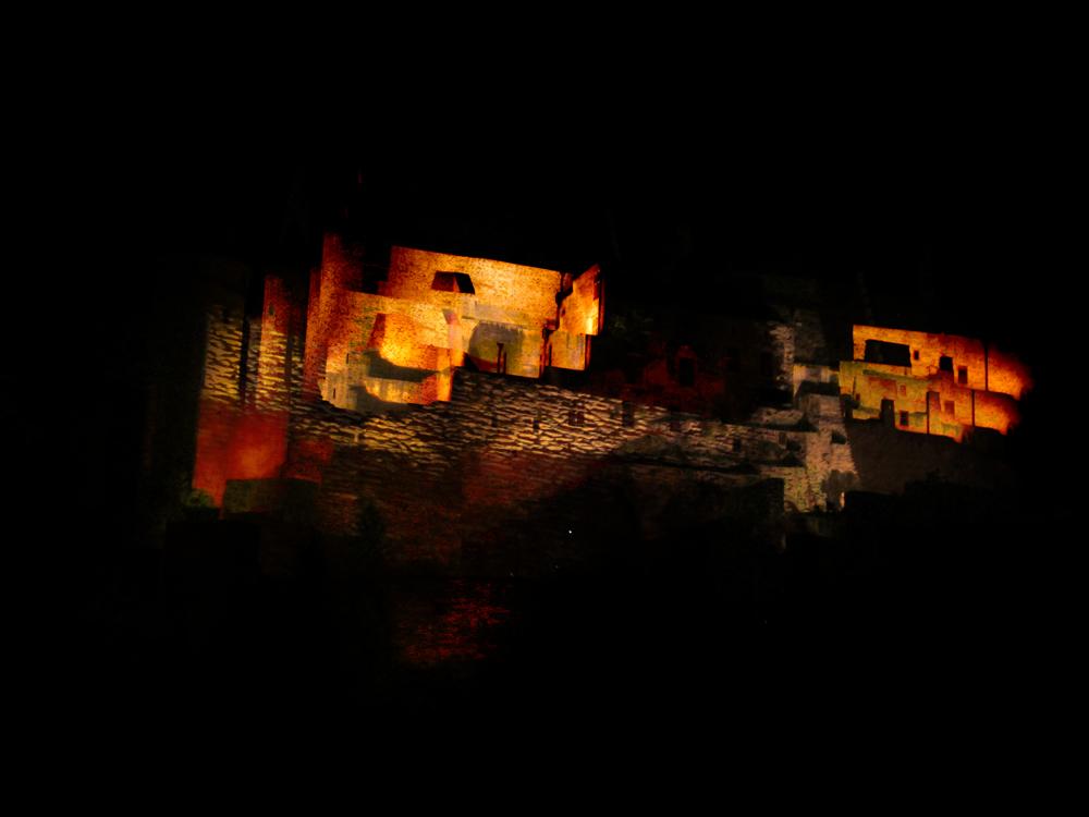 Dunkelheilt in Vianden