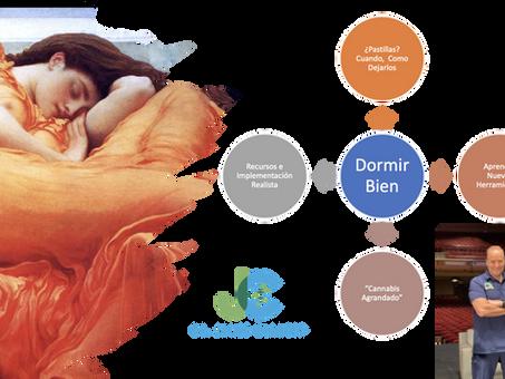 Dormir Bien: dejar pastillas, usar cannabis y mucho más