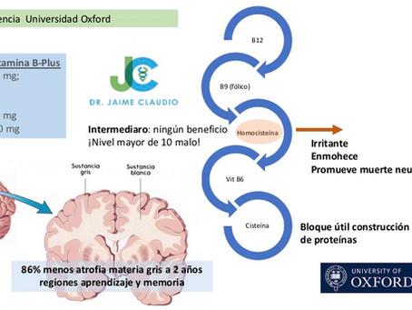 Prevención de demencia con suplemento especial de vitamina B y aprendizaje aventurero musical