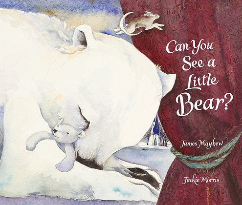 Can You See A Little Bear?