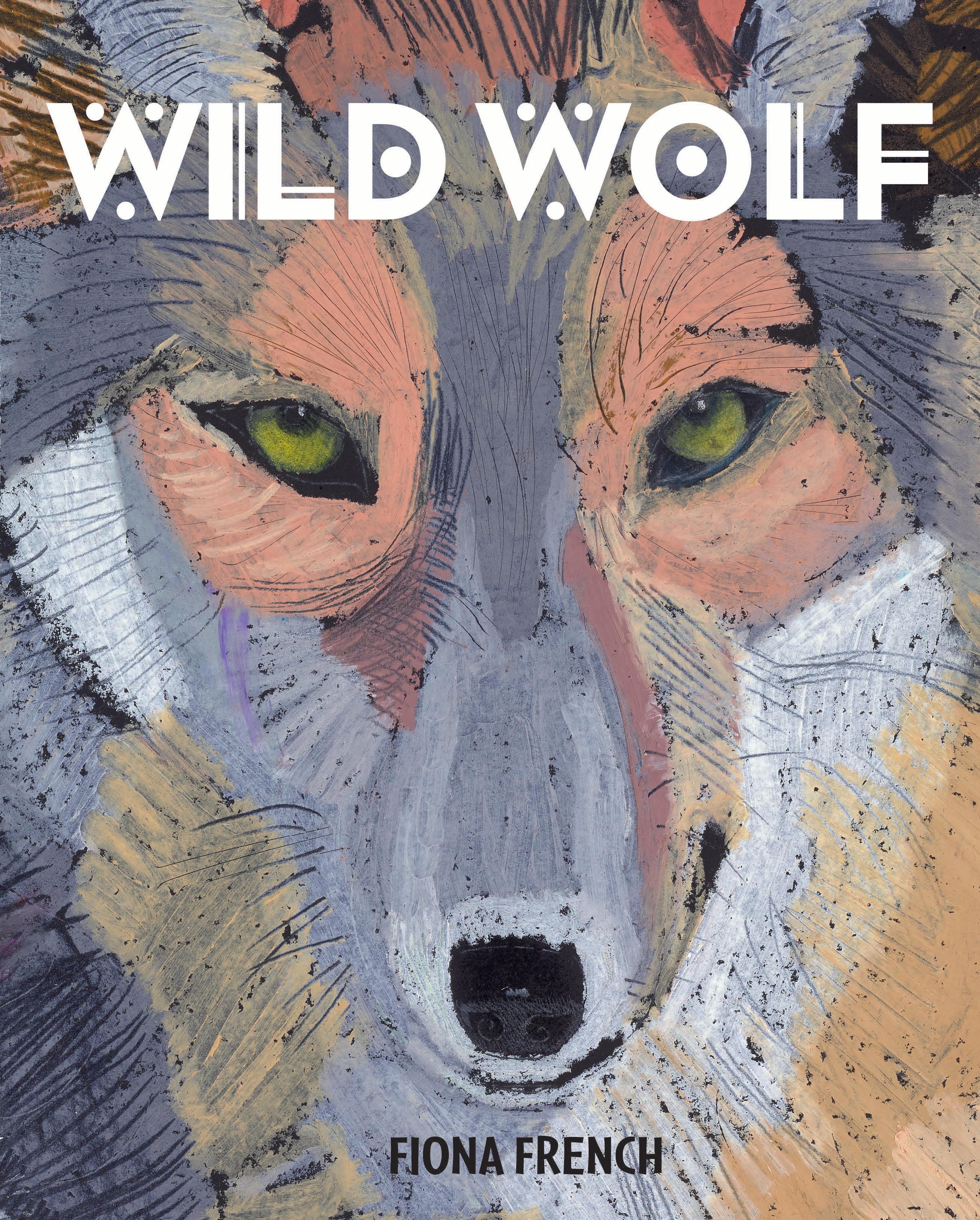 Algonquin art inspires 'Wild Wolf'
