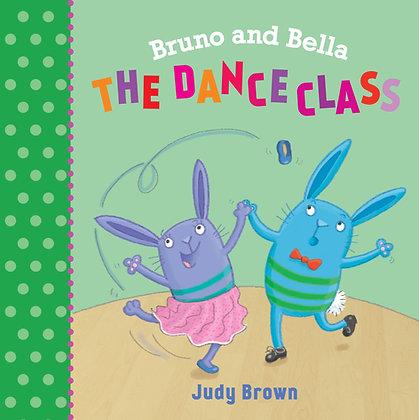 Bruno and Bella - The Dance Class