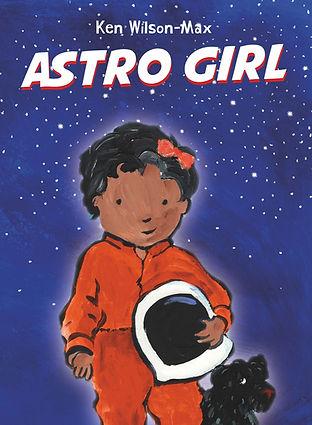 Astro Girl Cover