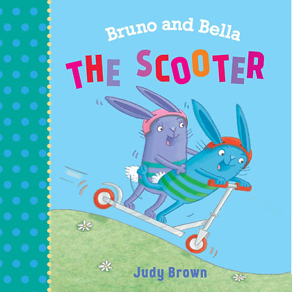 Bruno and Bella - The Scooter