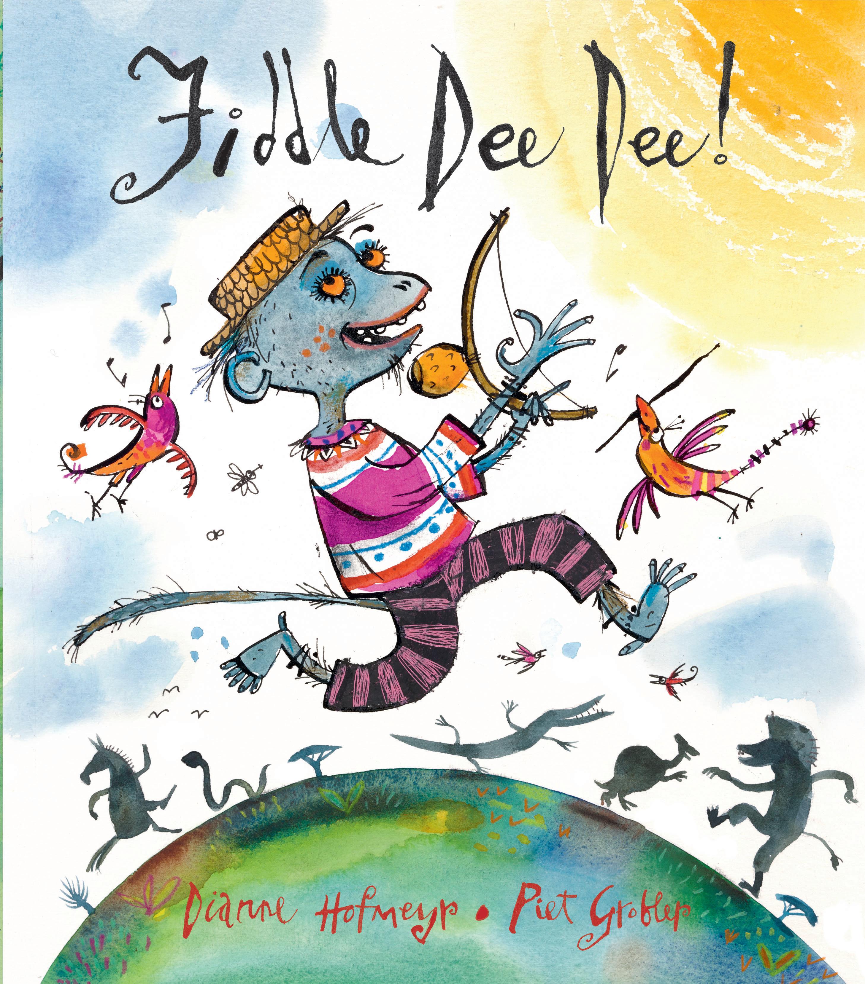 Fiddle Dee Dee!
