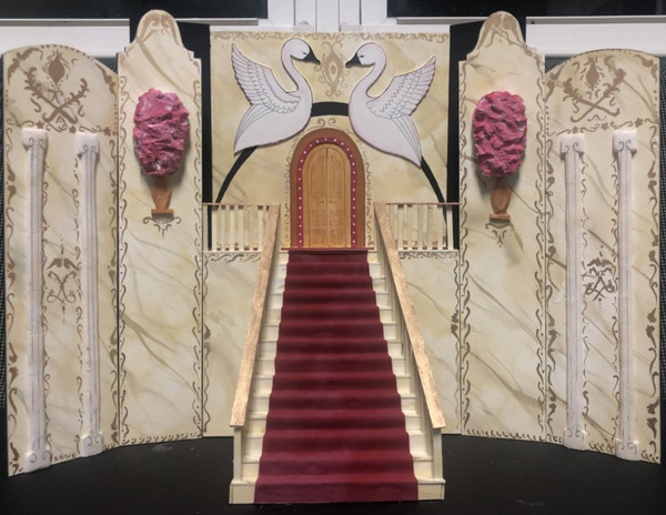 Hello Dolly! Stage Model