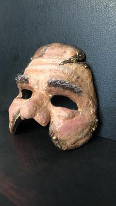 Prospector Mask Left Side