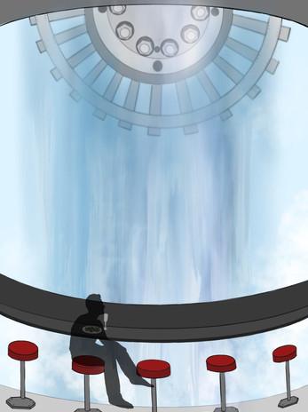 Waterwheel POV