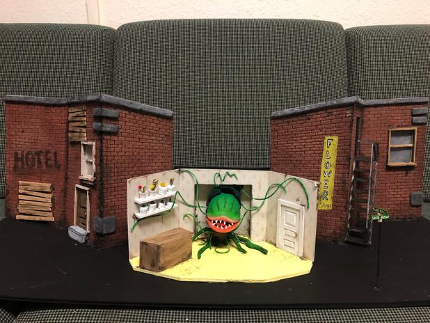Little Shop of Horrors Model