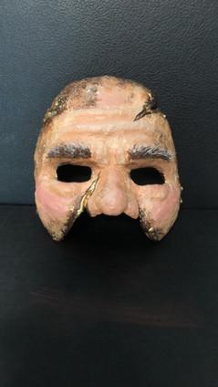 Prospector Mask Center
