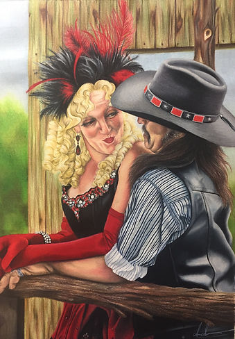 A Cowboys Lonely Heart
