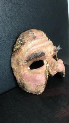 Prospector Mask Right Side