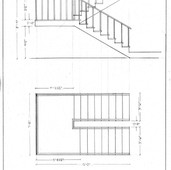 Double Back Stairs