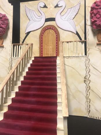 Velvet Staircase