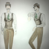 Algernon Moncrieff Costume