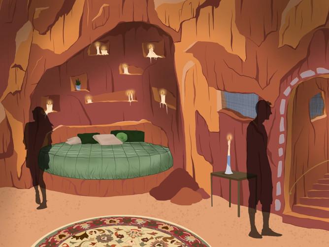 Tierra Viva Guest Room