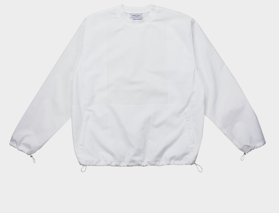 Uno Sweat Shirt White