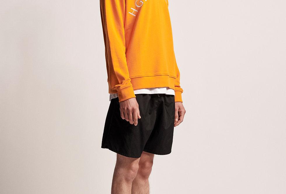 HGBB STUDIO Logo Sweatshirt Orange