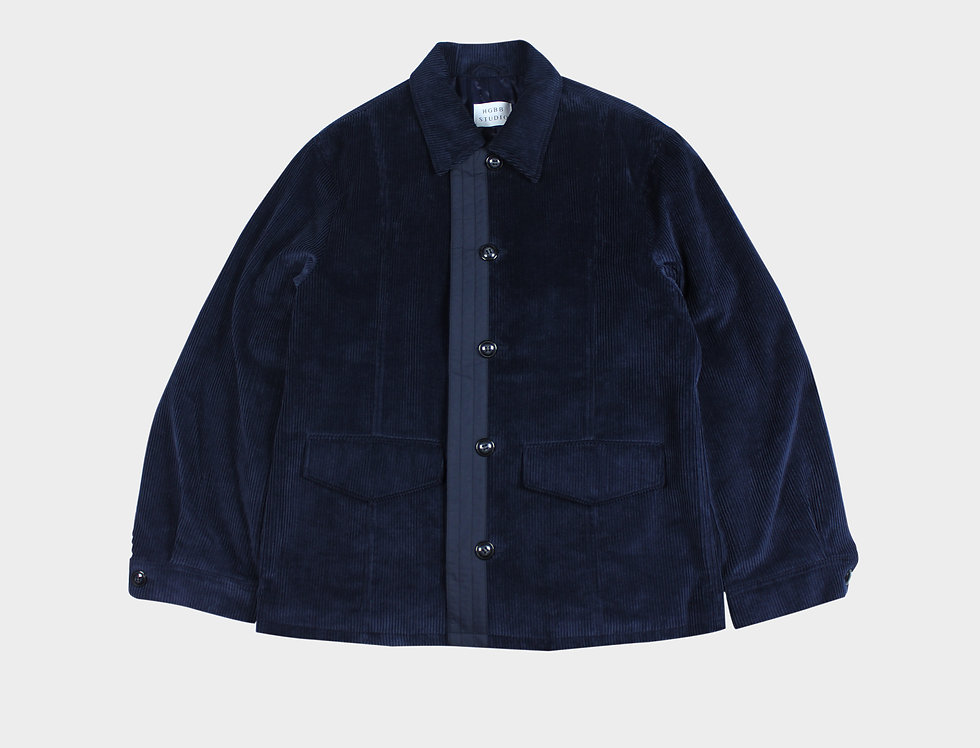 Josse Jacket Navy Blue