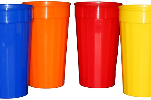 32 Oz. Offset Printed Cup - Fluted (R)