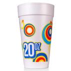 20 oz Foam Cup