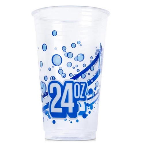 24 oz PET Plastic Cup