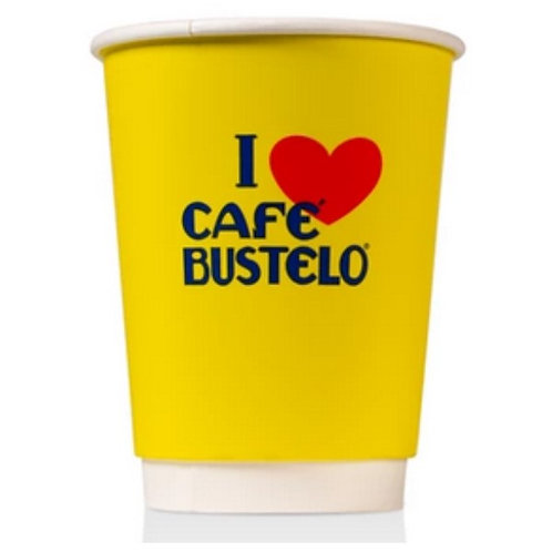8 oz Disposable Paper Insulated Cup (R)