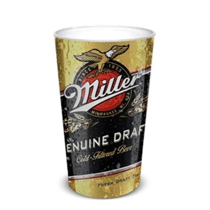 32 oz IML Plastic Cup (R)