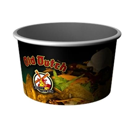 64 oz Film Plastic Bucket