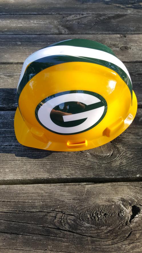 4218e5419de Green Bay Packers NFL Hard Hat
