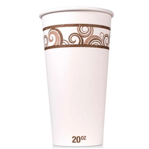 20 oz Hot Paper Cup