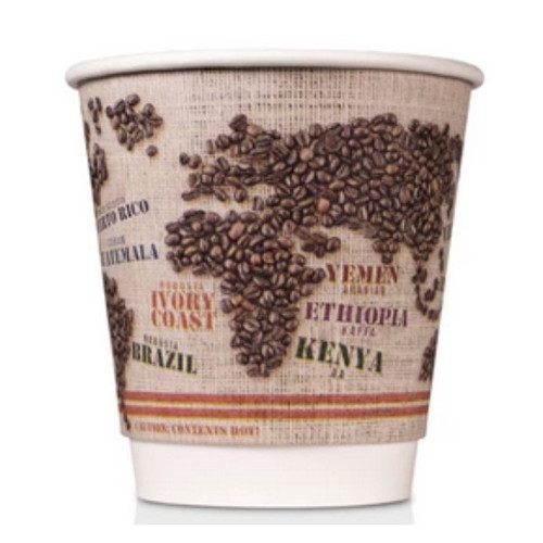 12 oz Insulated Paper Cup