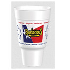 32 oz Foam Tall Travel Cup