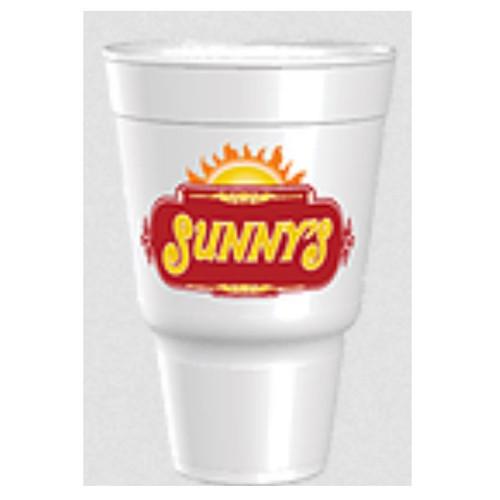 30 oz Foam Travel Cup