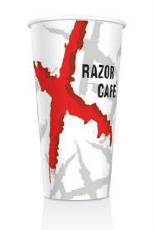 32 oz Disposable Paper Cold Cup (R)
