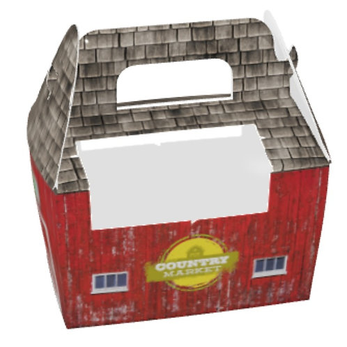 64 oz Barn Container (R)