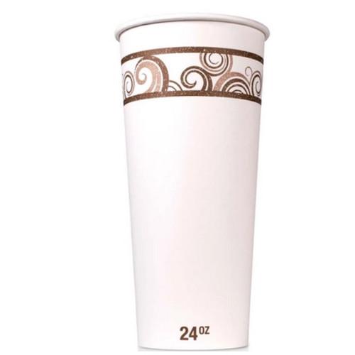 24 oz Hot Paper Cup