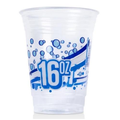 16 oz PET Plastic Cup