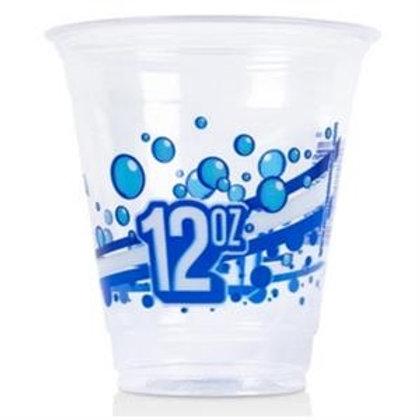 12 oz Disposable Plastic Cup (R)