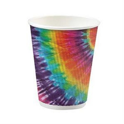 12 oz. Tie Dye Cup (R)