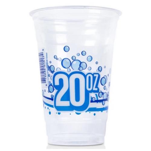 20 oz PET Plastic Cup