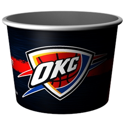 105 oz Film Plastic Bucket
