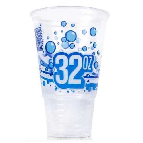 32 oz Disposable Plastic Cup (R)