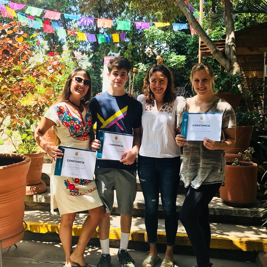 Spanish Diploma!