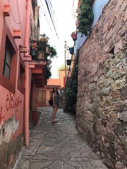 alleys of guanajuato