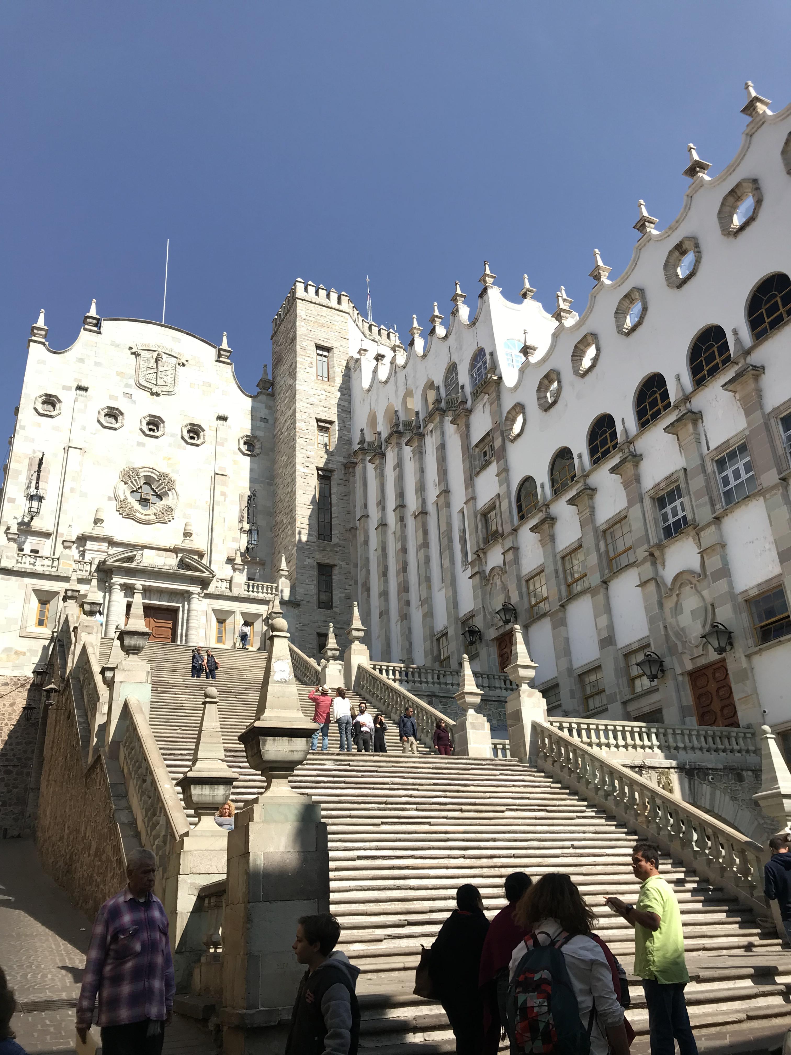 University of Guanajuato <3