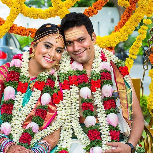 Chennai Tambrahm Wedding - Nandini + Vijay