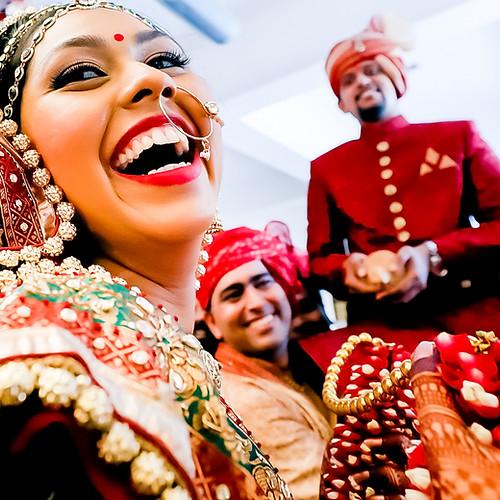 a Beautiful Chennai North Indian Wedding I  Shailaja + Niraj
