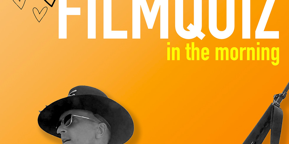Filmquiz // I love the the smell of filmquiz in the morning! Part V