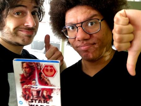 Thumb Wrestling 022 // Zuva Martens vs. Star Wars – Episode VIII: The Last Jedi